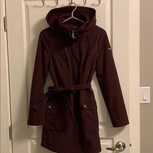 Women's Calvin Klein Rain Coat